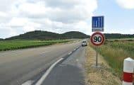 Seine-et-Marne : 500 km de routes vont repasser aux 90km/h