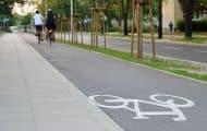 À la campagne, le vélo n'a pas toujours la cote