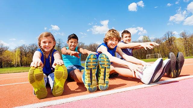Atteindre 30 minutes d'activité physique par jour à l'école