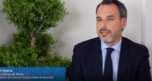 Interview de Samuel Dyens - Avocat au barreau de Nîmes