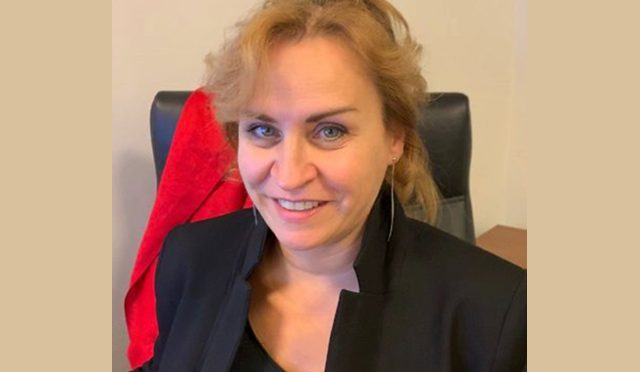 Lyndia Desnoues, Directrice Générale des Services de la ville de Viry-Chatillon en Essonne