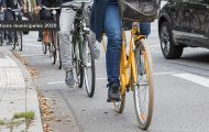 Pistes cyclables : des progrès dans de nombreuses villes, dont Paris