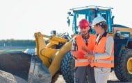 Progression de l'apprentissage dans le secteur des travaux publics