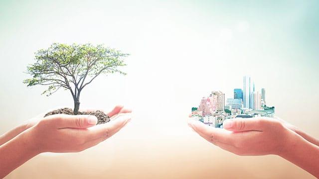 Une nouvelle feuille de route pour construire une ville plus durable