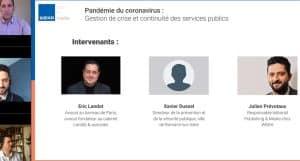 Pandémie du Coronavirus : gestion de crise et continuité des services publics