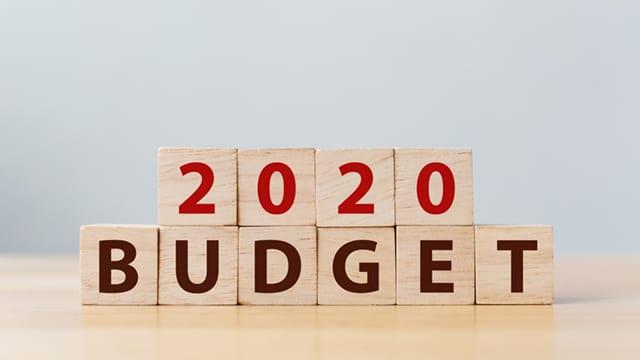 Parution de la note relative aux informations fiscales utiles à la préparation des budgets primitifs locaux pour 2020