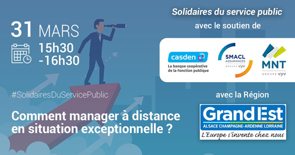 Comment manager à distance en situation exceptionnelle ?