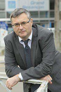 Baudouin Ruyssen, Directeur Général des Services de la Ville de Besançon et de la Communauté Urbaine Grand Besançon Métropole