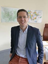 Yvonic Ramis, Directeur général des services de Vichy Communauté