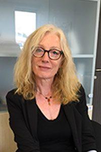 Isabelle Helie, DRH du conseil départemental du Val-de-Marne