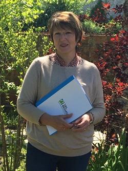Isabelle Joly, Présidente du SNDGCT 77, et Directrice générale des services de la Communauté de communes du Val Briard