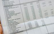 Le salaire net moyen des agents publics a diminué de 1 % en euros constants en 2018