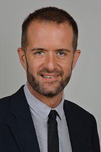 Sébastien Lajoux, Directeur Général Délégué aux Ressources Humaines