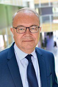 Nicolas Pernot, DGS de la Région Grand Est