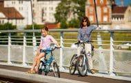 Élisabeth Borne annonce un triplement du budget dédié au plan vélo