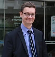 Frédéric Fievet, DGS de la ville de Tours