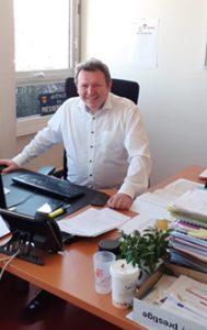 Bruno Gerentes, Directeur général des services, communauté d'agglomération du bassin de Bourg-en-Bresse (CA3B)