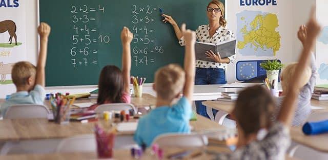 Covid-19 : l'école pour tous les enfants, demandent les pédiatres