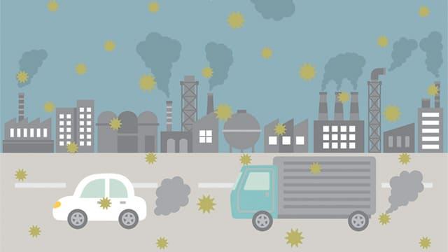Déconfinement : la pollution de l'air repart alors que sa surveillance est à la peine