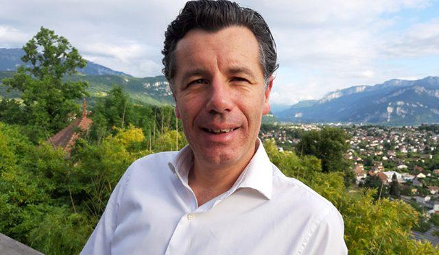 Didier Milland, Responsable des Affaires juridiques à la communauté de communes entre Bièvre et Rhône