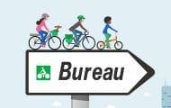 Extra-muros, le vélo peine à changer de braquet