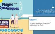 La gestion de crise pendant la première phase de déconfinement : le projet des « plages dynamiques » à Saint-Jean-de-Monts