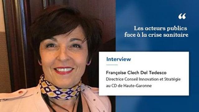 """Françoise Clech Del Tedesco : """"Un avenir infigurable"""", qui plaide pour une agilité permettant d'évoluer sans se trahir, et une décentralisation renforcée"""