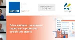Crise sanitaire : un nouveau regard sur la protection sociale des agents