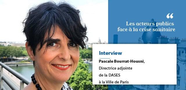 """Pascale Bourrat-Housni : """"Le service public a montré sa capacité à tenir le choc dans ce contexte"""""""