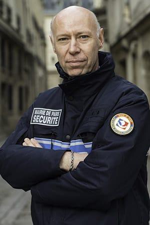 Commissaire général de police, Michel Felkay est depuis janvier 2019 directeur de la police municipale de Paris et chargé de sa création