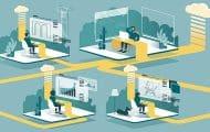 Le télétravail généralisé est source de fracture numérique et de nouvelles pratiques managériales