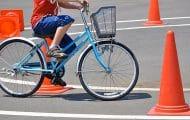 Ouverture de la Semaine du vélo à l'École