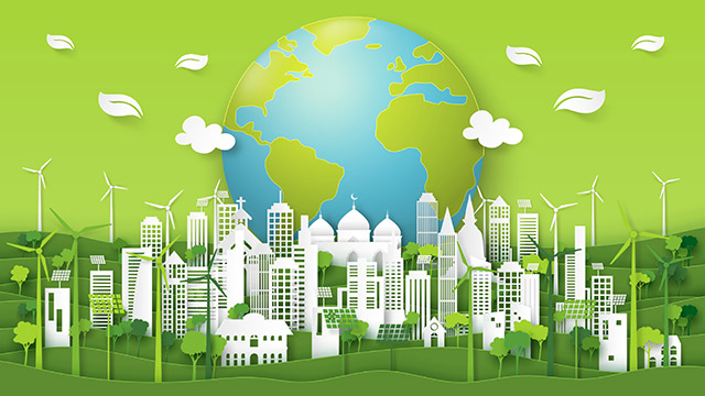 "Grenoble désignée ""Capitale verte européenne"" 2022"