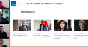 L'action sociale, partenaire de la relance