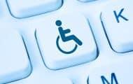 Services publics : 12% des démarches en ligne accessibles aux personnes handicapées