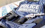 Villes moyennes : l'armement des polices municipales et la vidéosurveillance en hausse