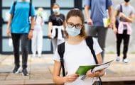 """Covid-19 : protocole sanitaire renforcé au lycée, le nouveau bac """"adapté"""""""