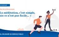 """Franck Plüss, """"happyculteur"""" : « La méditation, c'est simple, mais ce n'est pas facile… »"""