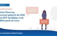 Conseils de lecture, par Olivier Ducrocq, directeur général du CDG 69
