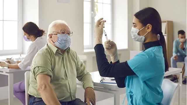 Campagne vaccinale : les maires ruraux seront au rendez-vous