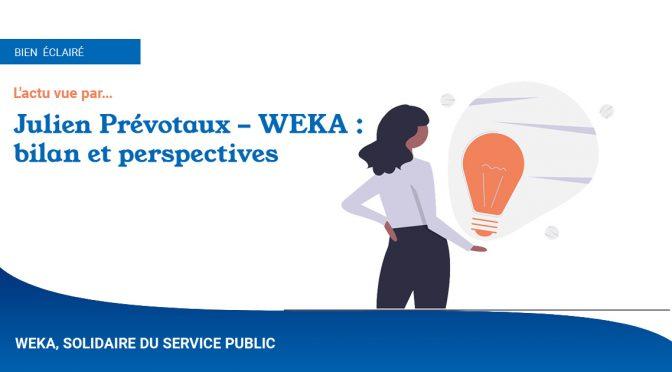 Julien Prévotaux, responsable éditorial WEKA: « En 2020, un lien fort s'est créé avec nos abonnés »