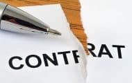 La résiliation d'un contrat peut être tacite pour motif d'intérêt général