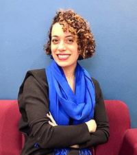 Dayana Chamoun-Fievée, Fondatrice et Dirigeante du cabinet Diane Conseil, Présidente de l'Association Dirigeantes & Territoires