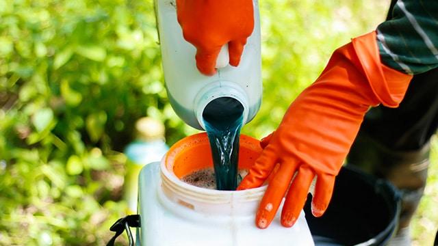 Pesticides : faute de pouvoir les interdire, 10 villes franciliennes imposent l'élimination des déchets