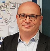 Xavier Dairaine, directeur du programme Éco-Gagnant à la communauté urbaine de Dunkerque (CUD)