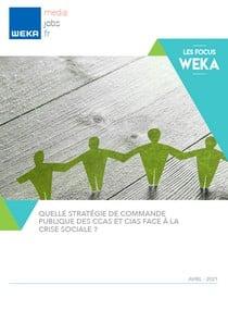 Quelle stratégie de commande publique des CCAS et CIAS face à la crise sociale ?