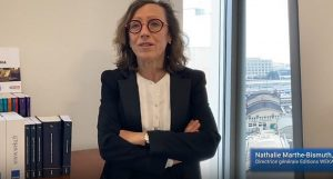 Nathalie Marthe-Bismuth, Directrice générale des Éditions WEKA