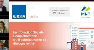 La protection sociale complémentaire : outil de management, d'attractivité et de dialogue social
