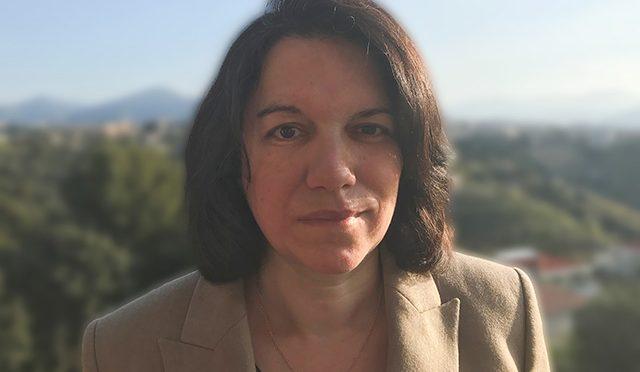 Christine Teixeira, Directrice générale adjointe chargée du développement des solidarités humaines au Département des Alpes-Maritimes
