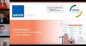 Cyberattaques : contre la cyber malveillance, la cyber vigilance !